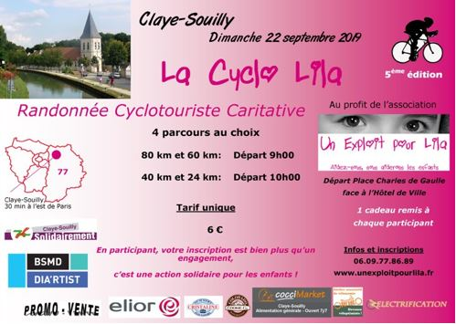 La cyclo lila